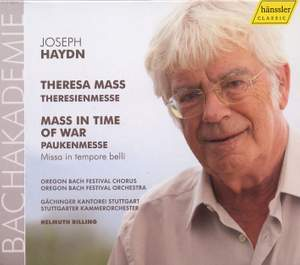 Haydn - Theresa Mass & Mass in Time of War
