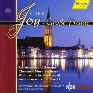 Great Joy - Große Freude, Vol. 1 Product Image