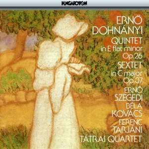 Erno Dohnányi: Chamber Music