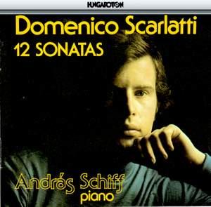 Domenico Scarlatti: 12 Sonatas
