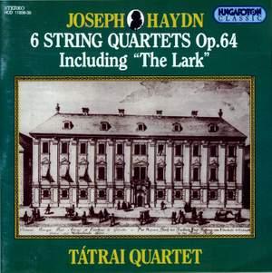 Haydn: String Quartets, Op. 64 Nos. 1-6