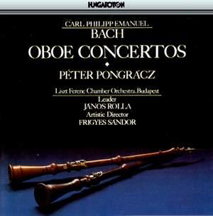 C P E Bach: Oboe Concertos