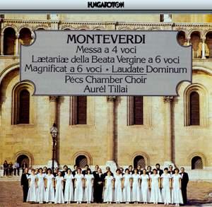 Monteverdi: Messa a 4 voci da Cappella (1650), etc.