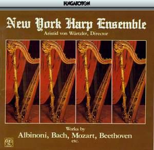 Various: New York Harp Ensemble - Works By Bocche