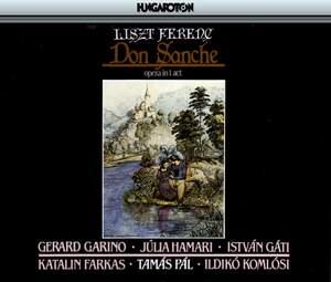 Liszt: Don Sanche Product Image