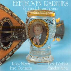 Beethoven Rarities