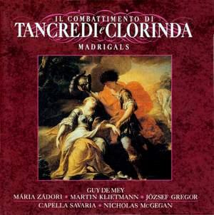 Monteverdi: Il Combattimento di Tancredi e Clorinda, SV 153