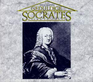 Telemann: Socrates Product Image