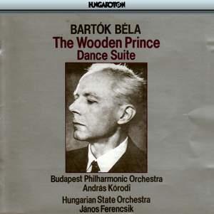 Bartók: The Wooden Prince, etc.