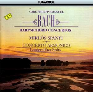 C P E Bach: Harpsichord Concertos