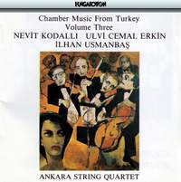 Chamber Music from Turkey, Volume 3