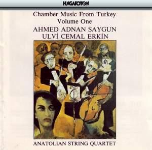 Chamber Music from Turkey, Volume 1
