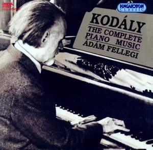 Kodaly: The Complete Piano Music
