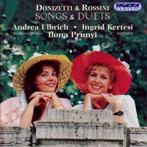 Donizetti & Rossini: Songs & Duets Product Image