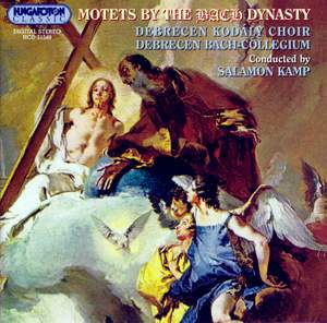 Motets by the Bach Dynasty
