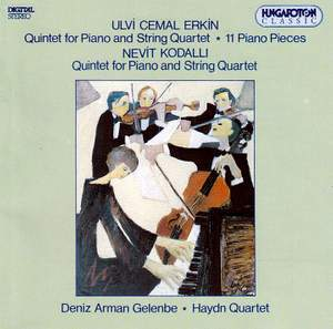 Piano Quintets by Turkish Composers