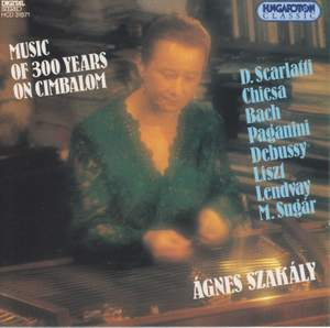 Music of 300 Years on Cimbalom