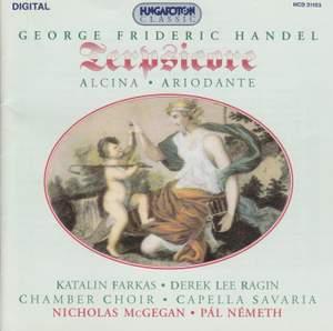 Handel: Terpsichore, prologue to 'Il pastor fido', HWV 8b, etc.