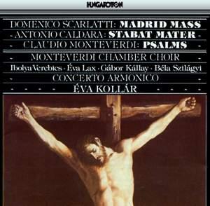 Scarlatti, Caldara & Monteverdi: Sacred Choral Music