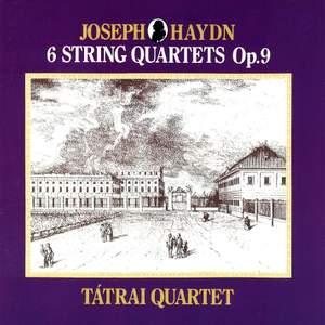 Haydn: String Quartets, Op. 9 Nos. 1-6