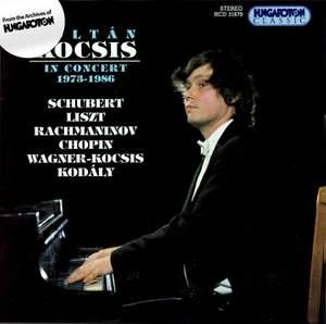 Kocsis, Zoltan: In Concert (1973-1986): Pi