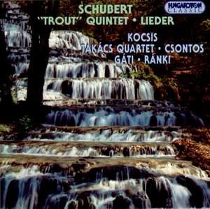 Schubert: Trout Quintet & Lieder
