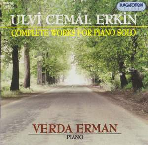 Erkin: Complete Works For Solo Piano