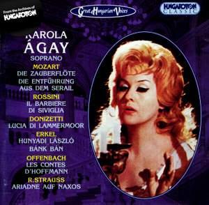 Great Hungarian Voices: Karola Ágay
