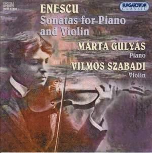 Enescu: Sonatas for Piano & Violin
