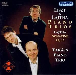 Liszt & Lajtha: Piano Trios
