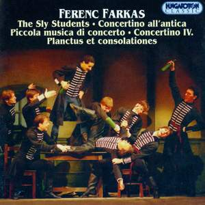 Ferenc Farkas: Orchestral Works