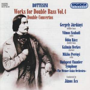 Bottesini: Works for Double Bass (Vol. 4)