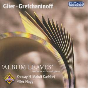 Glier & Gretchaninoff: Album Leaves