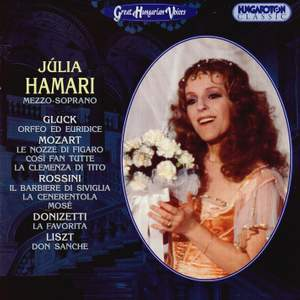 Great Hungarian Voices: Júlia Hamari