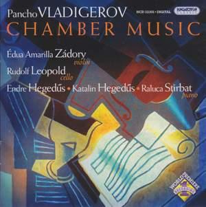 Pancho Vladigerov: Chamber Music