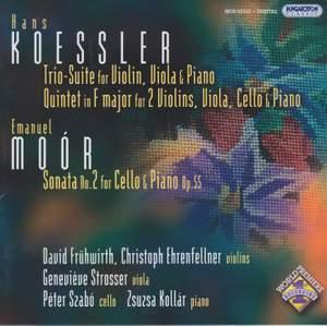 Koessler & Moór: Chamber Music Product Image
