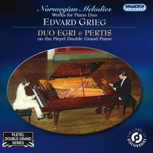 Grieg: Norwegian Melodies