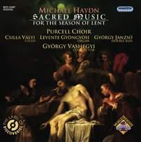 Michael Haydn: Sacred Music for the Season of Lent