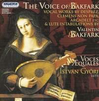 The Voice of Bakfark