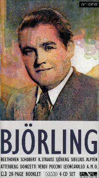 Jussi Bjorling Sings