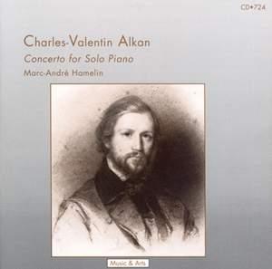 Alkan: Concerto for Solo Piano Op. 39