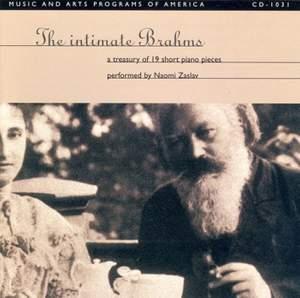 The Intimate Brahms
