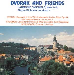 Harmonie Ensemble: Dvorak and Friends