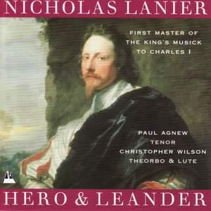 Nicholas Lanier: Hero & Leander