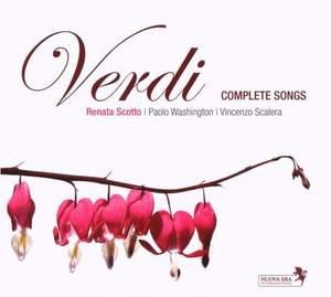 Verdi: Complete Songs