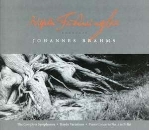 Wilhelm Furtwängler conducts Brahms
