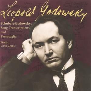 Godowsky Edition, Vol. 1