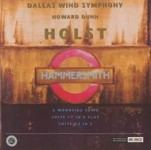 Holst: Hammersmith & Suites