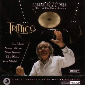 Dallas Wind Symphony: Trittico