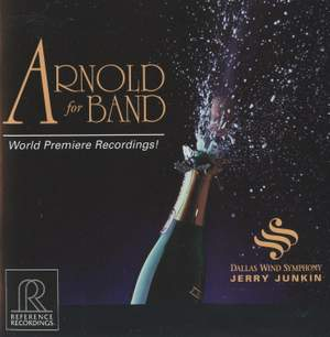 Malcolm Arnold For Wind Band